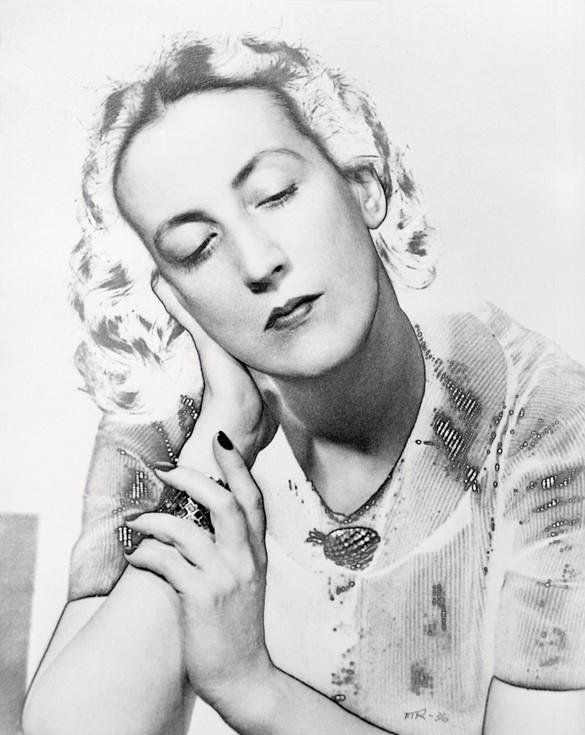 Man Ray, Marie-Laure de Noailles, 1936 © Man Ray 2015 Trust/Artists Rights Society (ARS), New York/ADAGP, Paris 2020. Photo: Telimage, Paris