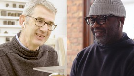 Edmund de Waal and Theaster Gates