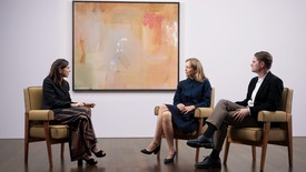 Katy Hessel, Matthew Holman, and Eleanor Nairne