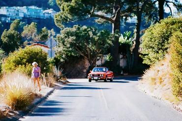 Miranda July on Nichols Canyon